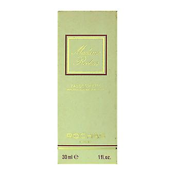 Rochas Madame Rochas Eau De Toilette Spray 1,0 Oz/30 ml In scatola