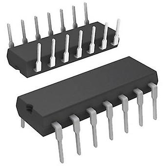 Linear IC - Op-amp OPA404KP Multi-purpose PDIP 14
