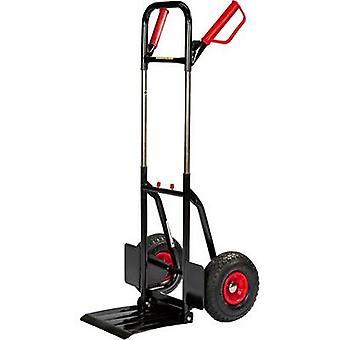 pro-bau-tec® 100054 Sack porterazione pieghevole Acciaio Capacità (max.): 200 kg
