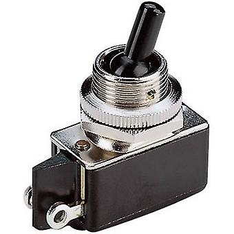 Marquardt 0100.1201 Toggle switch 250 V AC 2 A 1 x Off/On latch 1 pc(s)