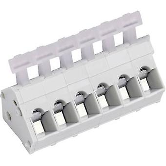 PTR AK3001/5KD-5.0 Spring-loaded terminal 2.50 mm² Number of pins 5 Pebble grey 1 pc(s)