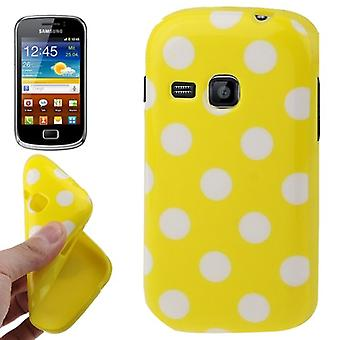 Protective case for mobile Samsung Galaxy mini 2 S6500