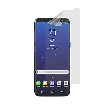 Unlimited Cellular Standard Screen Protector for Samsung Galaxy S8 - Clear - (2 Pack)