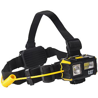 CAT Workwear CT4120 4-Function Front & Rear LED Light/Running Headlamp