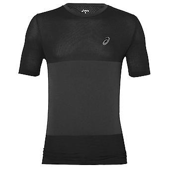 Asics Fuzex sømløse SS 1412390779 universal alle år mænd t-shirt