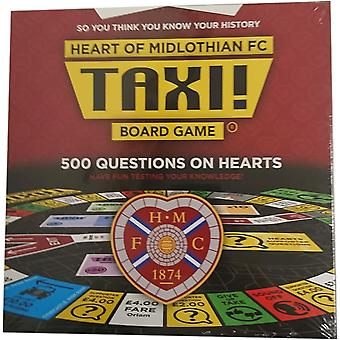 Taxi Board Game Heart of Midlothian