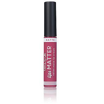 Beauty UK Lips Matter-No.4 Shake Your Plum 8 g