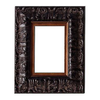 7, 5 x 12, 5 cm eller 3 x 5 tommers foto rammen i svart