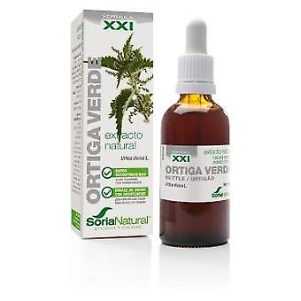 Soria Natural Common Nettle Extract 21st Century (Herbalist's , Natural extracts)