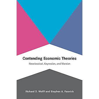 Soutenant les théories économiques keynésiennes - néoclassique - - et marxiste