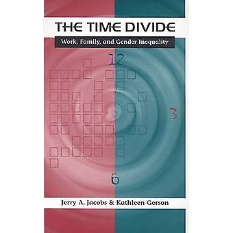 O tempo Divide a família - trabalho - - e a desigualdade de gênero por Jerry A. Ja
