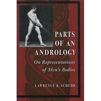 Partes de un Andrología - en las representaciones de los cuerpos de los hombres por Lawrence