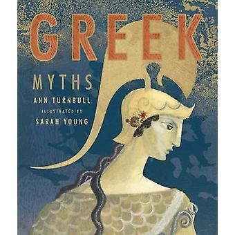 アン ・ ターンブル - サラ ヤング - 9781406339383 によるギリシャ神話の本