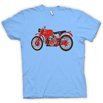 Mens T-shirt - Moto Guzzi Taranto 56 Col - Fiets