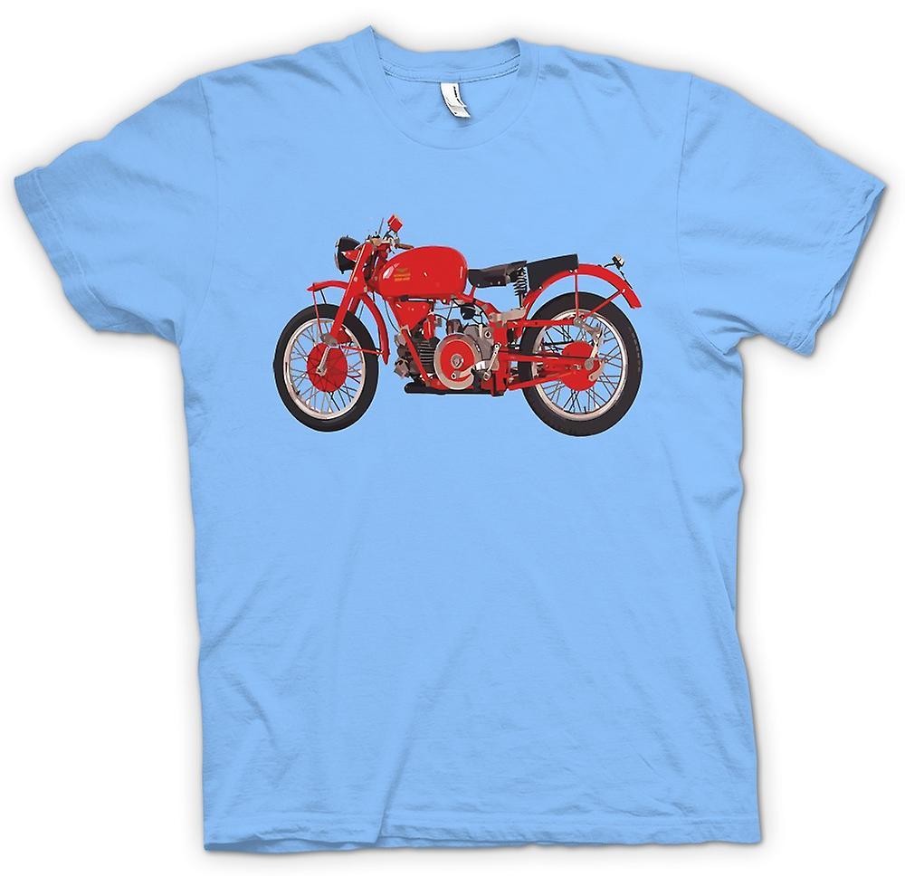 Mens T-shirt - Moto Guzzi Taranto 56 Col - Bike