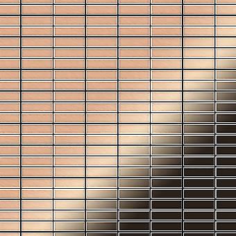 Mosaico de metal sólido Cobre ALLOY Cabin-CM