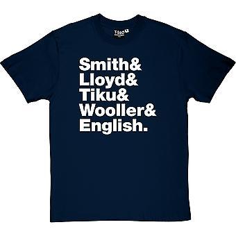 Camiseta maximo Park line hombres