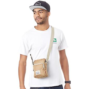 Levis Sand L Series Small Cross Body Messenger Bag