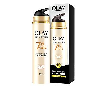 Olay Total Effects Textura Ligera Crema Día Spf15 50 Ml per le donne