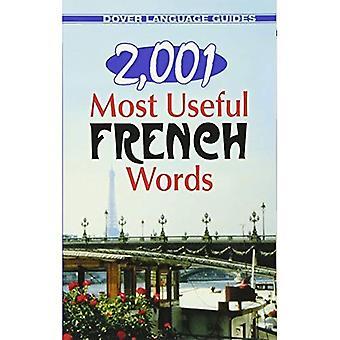 2001 am nützlichsten französische Wörter