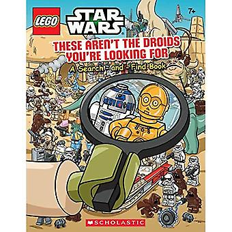 These Aren't the Droids You're Looking for (Lego Star Wars)