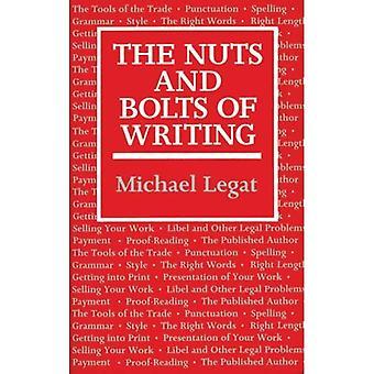 De moeren en bouten van het schrijven