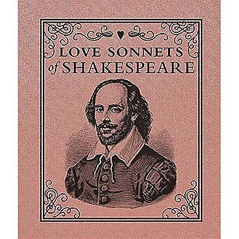 Love Sonnets of Shakespeare (In One Sitting/Minature Edns)