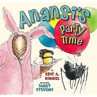 Anansi's Party Time