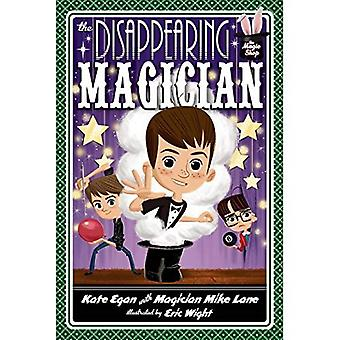 The Disappearing Magician (Magic Shop)