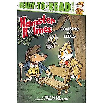 Holmes de hámster: Peinado para las pistas (listo para leer: nivel 2)