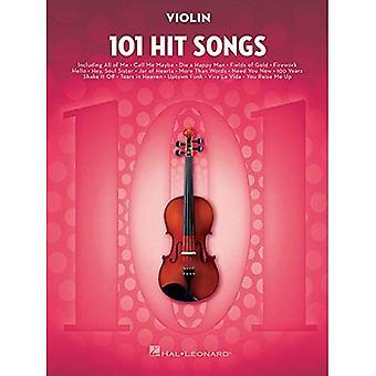 101 hittibiisejä viulu