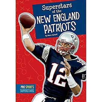 Superstars of the New England Patriots (Pro Sports Superstars (NFL))