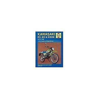 Kawasaki KC, KE and KH 100 (1975-99) Service and Repair Manual (Haynes Service and Repair Manuals)