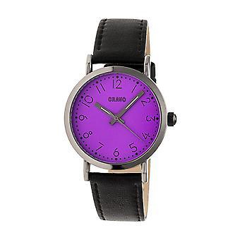 Crayo Pride Unisex Watch - Purple
