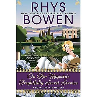 On Her Majesty's Frightfully Secret Service (Royal Spyness Mystery)