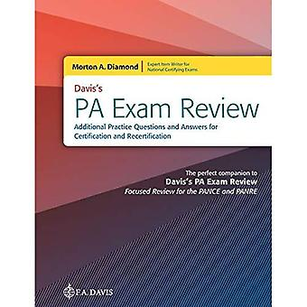 Diamond PA Exam Review Questions: Focused Review for the PANCE and PANRE