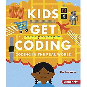 Kodning i den verkliga världen (barn få kodning (bibliotek))