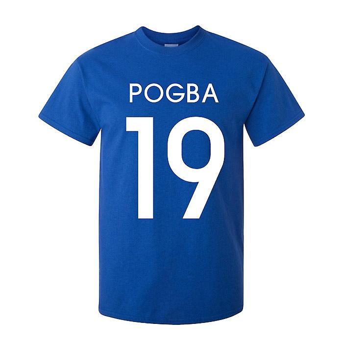 Paul Pogba France Hero T-shirt (blue)