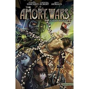 The Amory Wars - Good Apollo I'm Burning Star IV Vol. 1 by Claudio San