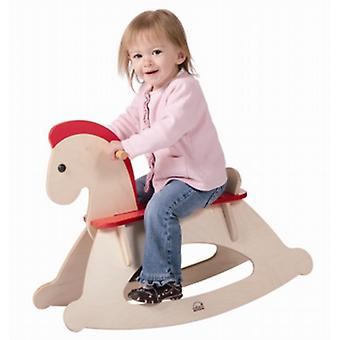 HAPE E0100 Rock og Ride gyngehest E0100