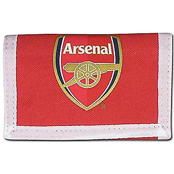 Arsenal FC wallet  - official product    (bb)