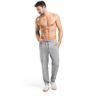 Hanro Mens sleep Lounge long pants Grey