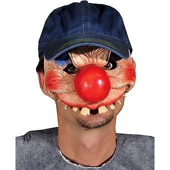 Clowning Around Maske für Halloween