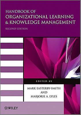 Handbook of Organizational Lea by EasterbySmith