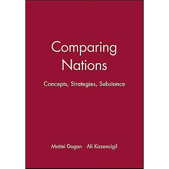 Comparing Nations by Dogan