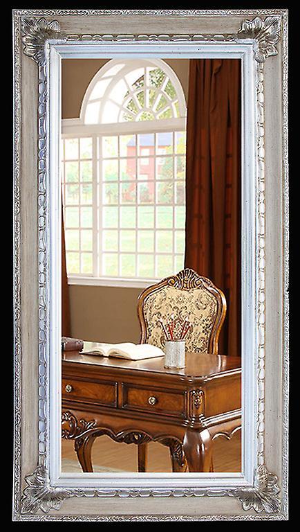 Spegel i argent, yttermått 60x110 cm