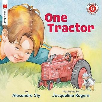 One Tractor by Jacqueline Rogers - 9780823440153 Book