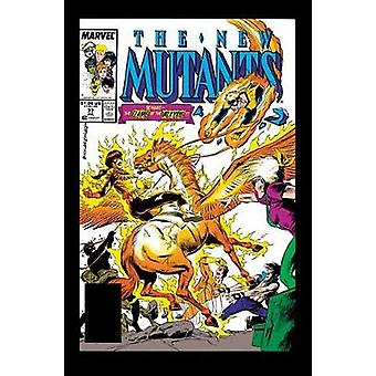New Mutants Epic Collection - Curse Of The Valkyries by Louise Simonso