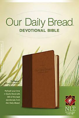 Our Daily Bread Devotional Bible-NLT - 9781414361970 Book