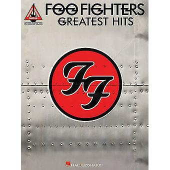 Foo Fighters - Greatest Hits - 9781423491668 Book
